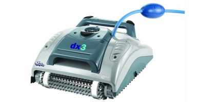 dx3 Robot limpiafondos